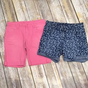 Arizona Jean Company Bottoms - 2pc Arizona Shorts